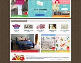 #26 for Design a new promotions layout for an eCommerce website homepage af Pavithranmm