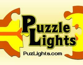#15 cho Logo Design for Puzzle Lights bởi markgemmycada