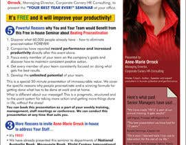 #29 for Flyer Design for YB12 af sunanda1956