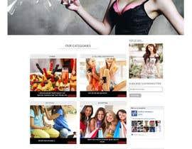 #4 para Fashion Blog Template por arshipreet08