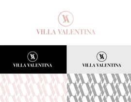 Nro 32 kilpailuun Villa Valentina Logo käyttäjältä adrizing