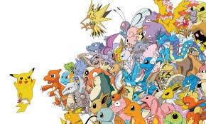 Kilpailutyö #1 kilpailussa I need 50 Pokemon Wallpapers