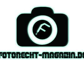 Nro 5 kilpailuun Design a logo for a photo law news magazine käyttäjältä uppercut05