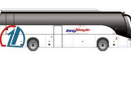 #72 for I need some Graphic Design for exterior of buses by maniroy123