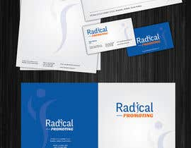 #21 for Design some Business Cards for RadicalPromoting.com af GenBuLLzzz