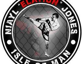 Nro 9 kilpailuun MMA fighters Logo käyttäjältä rjjohndelatorre