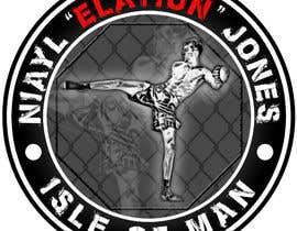 Nro 10 kilpailuun MMA fighters Logo käyttäjältä rjjohndelatorre