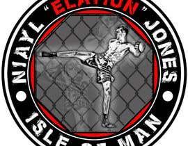 Nro 14 kilpailuun MMA fighters Logo käyttäjältä rjjohndelatorre