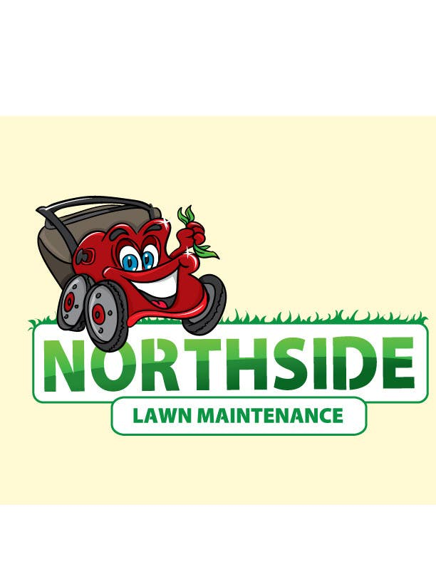 Proposition n°                                        25                                      du concours                                         Logo Design for Northside Lawn Maintenance