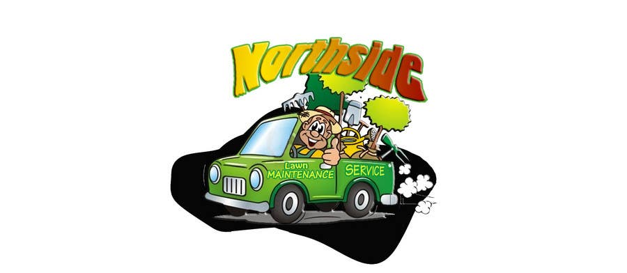 Proposition n°                                        78                                      du concours                                         Logo Design for Northside Lawn Maintenance