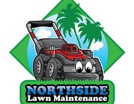 MyPrints tarafından Logo Design for Northside Lawn Maintenance için no 125