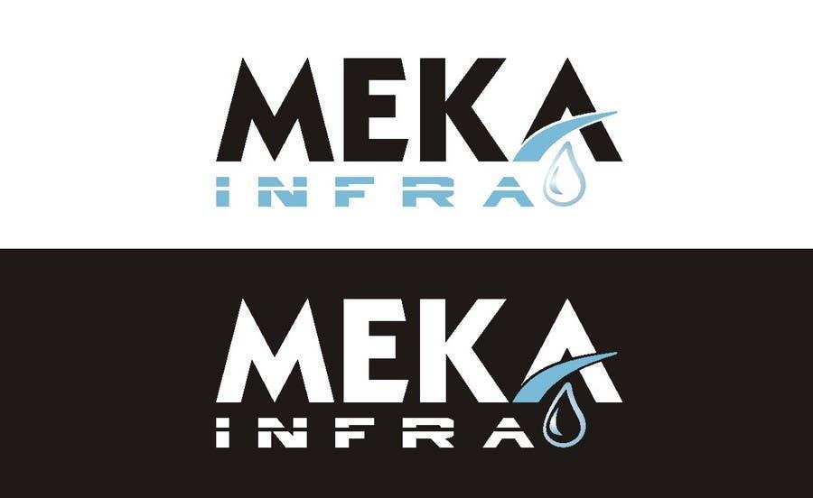 Proposition n°287 du concours Logo Design for Meka Infra