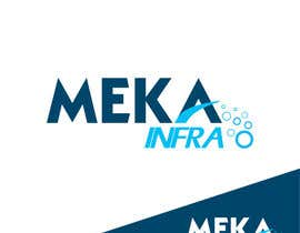 #274 for Logo Design for Meka Infra by sangkavr