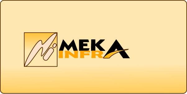 Proposition n°222 du concours Logo Design for Meka Infra