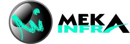 Proposition n°210 du concours Logo Design for Meka Infra