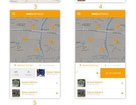Nro 6 kilpailuun Bike-Sharing System App käyttäjältä MochRPratama