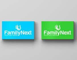 Nro 38 kilpailuun FamilyNext Logo käyttäjältä GigiDunga