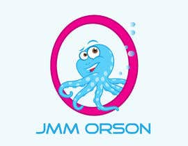 #162 para Design a Logo of a cartoon octopus por tonybugas