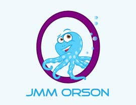 #164 para Design a Logo of a cartoon octopus por tonybugas