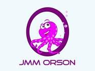 Graphic Design Kilpailutyö #165 kilpailuun Design a Logo of a cartoon octopus