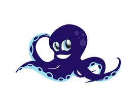 #99 for Design a Logo of a cartoon octopus af okean08