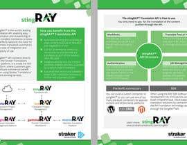 Nro 21 kilpailuun Design PDF Brochure käyttäjältä ArtCulturZ