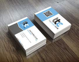 #85 for Design some Business Cards for The Tumble Club by chakibarhalai