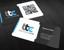 #30 for Design some Business Cards for The Tumble Club by ezesol