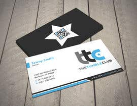 #35 for Design some Business Cards for The Tumble Club by HammyHS