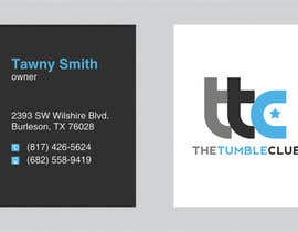 #9 untuk Design some Business Cards for The Tumble Club oleh rajnandanpatel