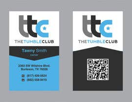 #28 for Design some Business Cards for The Tumble Club by rajnandanpatel