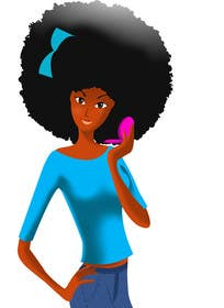 #5 for Create an Animation for The Natural Hair Academy by chubi91