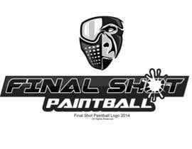 #40 for Design a Logo for Paintball Company af rogeliobello
