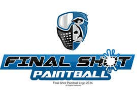 #42 for Design a Logo for Paintball Company by rogeliobello