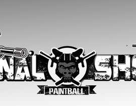 #57 for Design a Logo for Paintball Company by vincebalaman