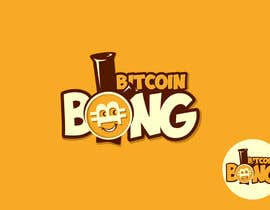 #61 for Design a Logo for Bitcoin Bong af Skepp
