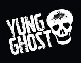 famit13 tarafından Design a logo for the rap artist Yung Ghost için no 104