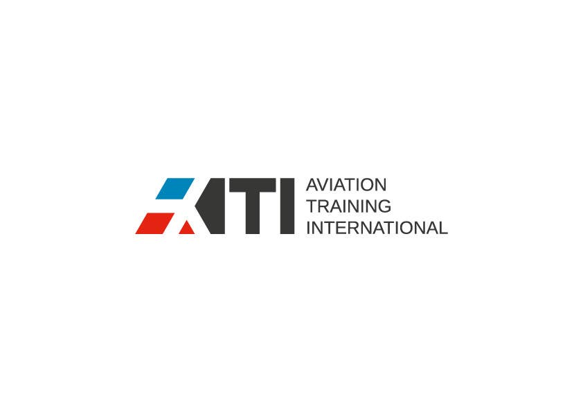 Konkurrenceindlæg #189 for Design a Logo for ATI, Aviation Training International