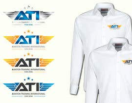 #148 for Design a Logo for ATI, Aviation Training International af GeorgeOrf