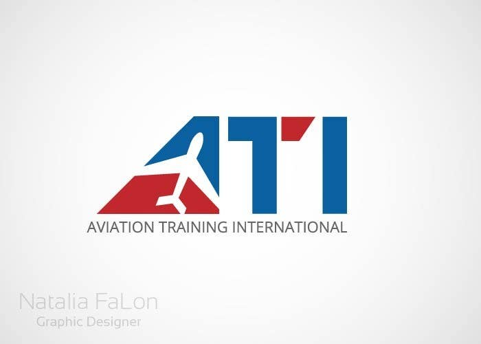 Konkurrenceindlæg #271 for Design a Logo for ATI, Aviation Training International