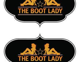 nº 163 pour Design a Logo for The Boot Lady par travisohdell