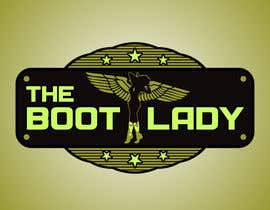 #120 for Design a Logo for The Boot Lady af SAbhijeet
