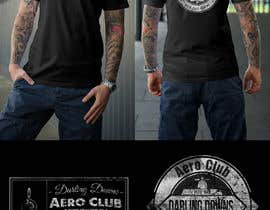 sandrasreckovic tarafından T-Shirt Graphic Design project for Aero Club için no 23