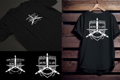 xpressivegil tarafından T-Shirt Graphic Design project for Aero Club için no 22