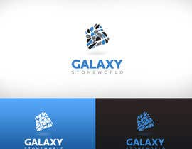 #62 cho Design a Logo for Galaxy Stone World bởi saligra