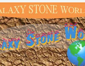 #28 for Design a Logo for Galaxy Stone World by punbpnmagar
