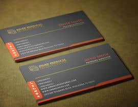 #47 for Design Business Cards, letterhead and logo for new setup company by mamun313