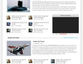 #19 cho Website Design for IAF Review bởi walkingassassin