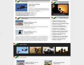 #25 pentru Website Design for IAF Review de către Macroads