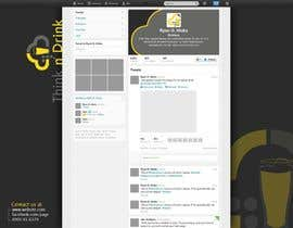 #24 untuk Design a Twitter background for Professional Group oleh DanaDouqa